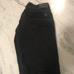 Black Buffalo Slim Straight Jeans
